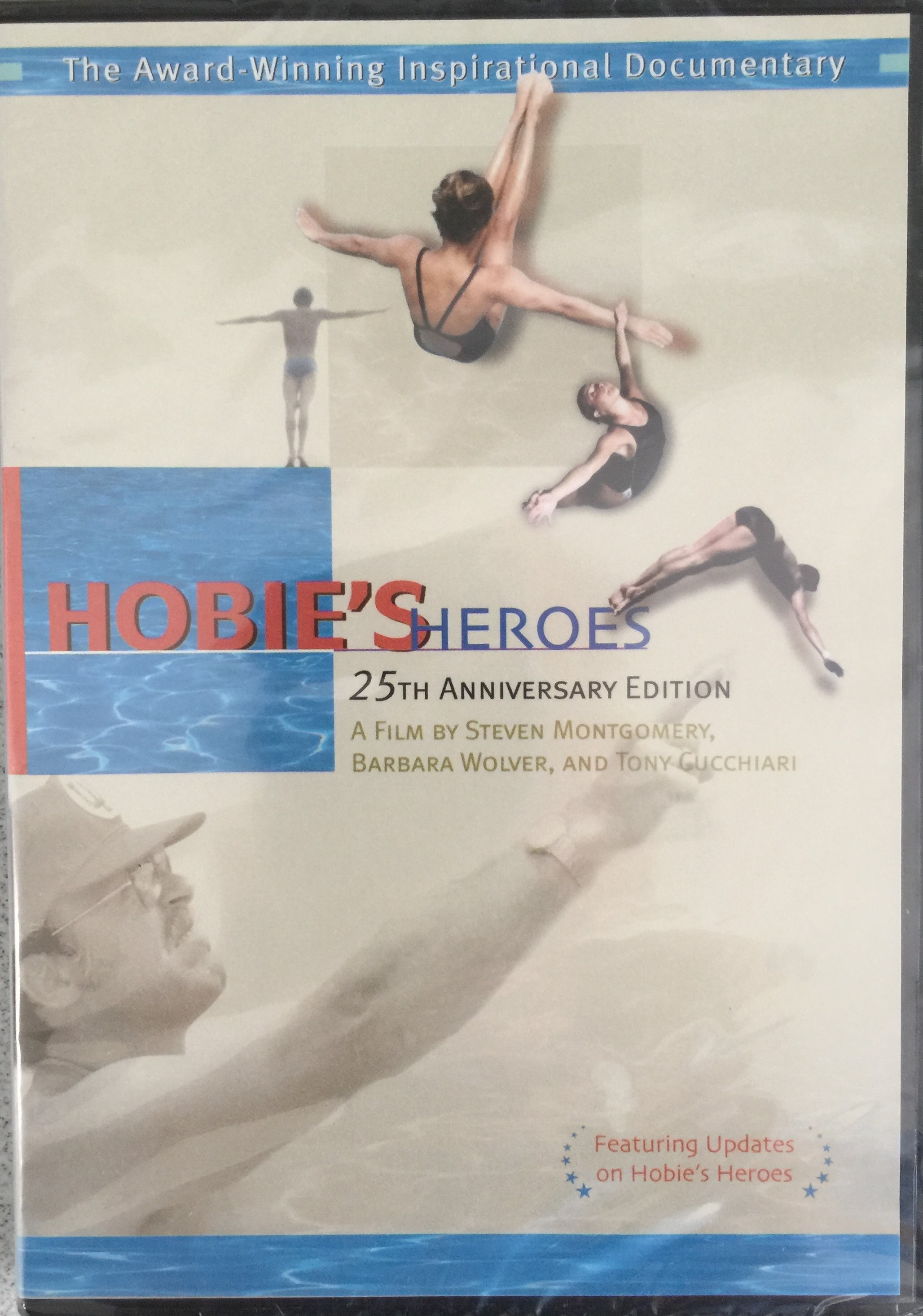 "DVD ""Hobie's Heroes 25th anniversary edition"