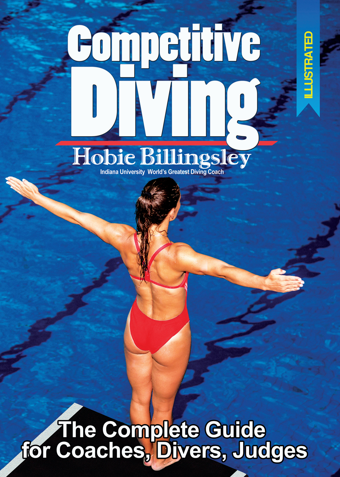 Competitive Diving Guide for Coaches, Divers, Judges